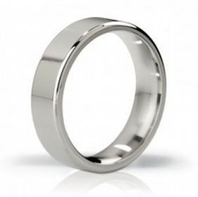 MystimPierścień erekcyjny - His Ringness Duke polerowany 55mm
