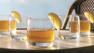 Luminarc komplet niskie szklanki - - French 6 sztuk 310 ml 02328