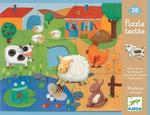 Djeco Puzzle duże 20 Farma