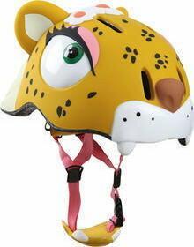 CRAZY-STUFF Kask dziecięcy Leopard
