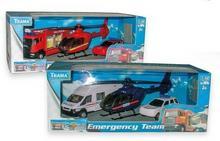 Teama TOYS Pojazdy ratunkowe