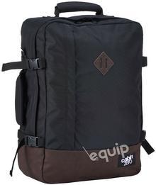 CabinZero Plecak torba podręczna Vintage - absolute czarny 44 l 55 x 40 x 20 cm