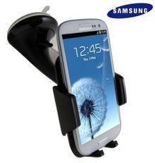 "Samsung UCHWYT SAMOCHODOWY EE-V200 GALAXY S3 S4 Note3 4-5.7\"""