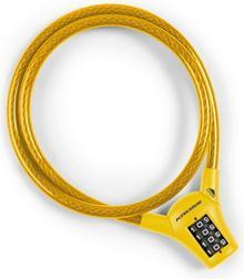 Kross zapięcie kodowe KZS 400 żółte