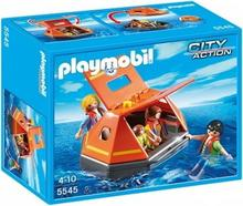 Playmobil Tratwa ratunkowa 5545
