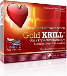 Olimp Gold Krill 30 szt.