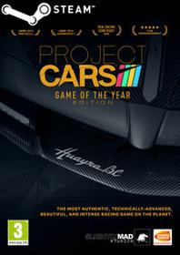 Slightly Mad Studios Project CARS GOTY STEAM