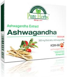 Olimp LABORATORIES Ashwagandha Premium 30 kaps 3152861