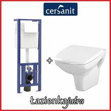 Cersanit LINK CARINA 4W1 Zestaw podtynkowy do WC K97-218