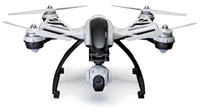 Yuneec Q500 Typhoon  4K z kamerą