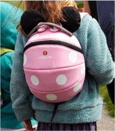 littlelife disney toddler daysack minnie  LittleLife Disney Toddler Daysack - Pink Minnie Lifemarque Ltd ...