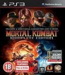 Opinie o   Mortal Kombat Komplete Edition PS3