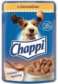Chappi Z kurczakiem w sosie 100g