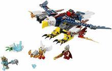 LEGO Chima 70142 Ognisty pojazd Eris