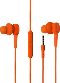 Boompods Earbuds iPhone pomarańczowe