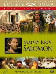 E-lite Distribution SALOMON. MĄDRY KRÓL (książka + [DVD]