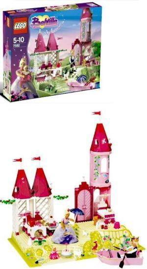 LEGO Belville Letni pałac królewski 7582