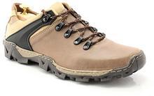 Kent 116 BRĄZOWE - Trekkingowe buty męskie 100% skórzane 116 BRĄZOWE