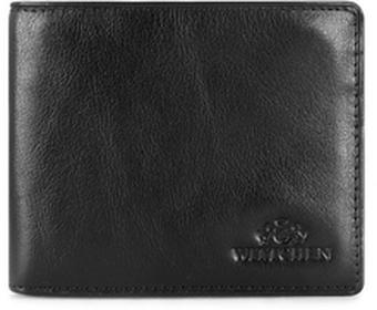 Wittchen Duży portfel męski - 21-1-019-1 czarny