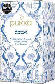 PUKKA Herbata ekologiczna Detox 20 szt.
