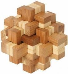 Bamboo Puzzle Cristal MiMi łamigłówka inny mimibamboocristal
