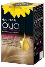 Garnier Olia 9.1 Popielaty Bardzo Jasny Blond