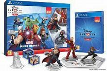Marvel Super Heroes Avengers Starter Pack PS4