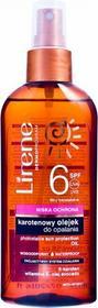 Lirene karotenowy olejek do opalania SPF6+ 150ml