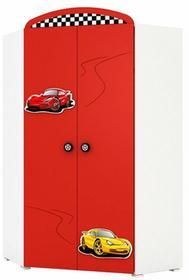 Baggi Design Szafa narożna S2-80 Racing Car