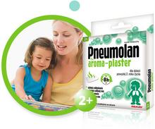 Novascon Pneumolan Aroma-plaster 5x5cm 5 szt 9076787