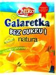 Celiko Galaretka o smaku cytrynowym bez cukru 14g
