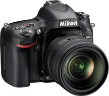 Nikon D610 + 24-85 VR kit