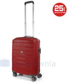 Roncato Mała kabinowa walizka Starlight 2.0 3403-89 Bordowa - bordowy
