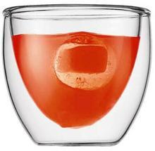 Bodum Komplet 2 szt szklanek izolowanych 0,08 l Pavina BD-4557-10