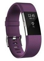 Fitbit Charge 2 Fioletowy S