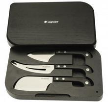 Legnoart LEGNO - Zestaw 3-ech noży do sera