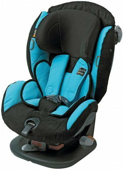 BeSafe Izi Comfort X3 niebiesko-czany