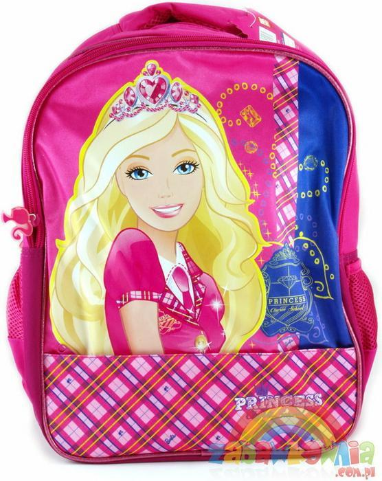 dbdb0983d334c Patio Pentra - plecak szkolny Barbie Akademia Księżniczek 703 – ceny ...