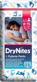 Huggies Dry Nites DryNites dla chłopców 8-15 lat, 9 szt. (27-57 kg) - su