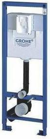 Grohe Rapid SL Do kompaktu WC ściennego spłuczka 6 - 9 l, wysokość zabudowy 1,13 m, do szybów instalacyjnych 38588001