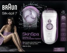 Braun 7951 Skin Spa W&D