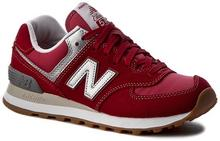 New Balance ML574HRT bordowy