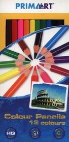 Prima Art Kredki ołówkowe 12 kolorów