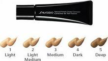 Shiseido Natural Finish Cream Concealer Long-lasting 6 Honey Miel Kremowy korekt