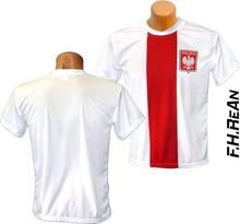 koszulka piłkarska repezentacji Polski, POLSKA