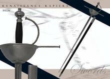 Swords SH2261 Practical Cup Hilt Rapier