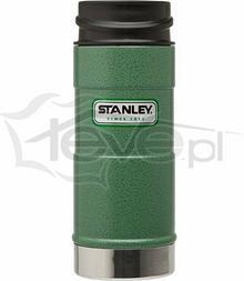 Stanley Stalowy Kubek termiczny jednoręczny Classic zielony 0,35 l, firmy - 10-0