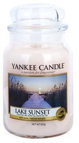 Yankee Candle Lake Sunset 623 g Classic duża świeczka zapachowa