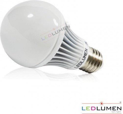 LEDlumen Żarówka G60-RGB E27 230V 3.5W 12x5050 LED RGB