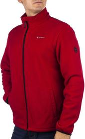 Hi-Tec polar męski Henan - Dark Red